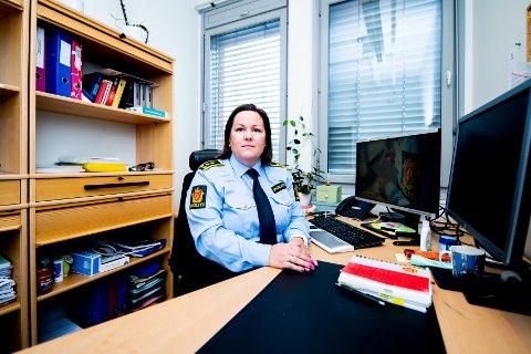 SPESIELL SAK: – Denne saken er spesiell på mange måter, blant annet på grunn av sakens størrelsesorden og fordi vårt politidistrikt ikke har vært borti en lignende sak tidligere, sier politiadvokat i Øst politidistrikt, Silje Haugerstuen Bergsholm