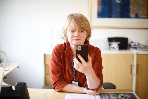 ØNSKER Å FÅ TAK I FOLK TIL VAKSINE: Lørenskog-ordfører Ragnhild Bergheim.