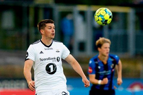 NOE FOR LSK?: Rosenborgs Pål André Helland er ikke med i trøndernes framtidsplaner. LSKs sportssjef
