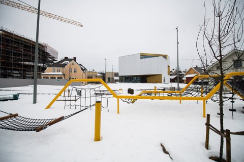 Nitja kunstsenter har satt ny åpningsdato. Planen er at de skal åpne dørene 13.mars.