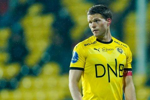 GÅR: Björn Bergmann Sigurdarson blir trolig Molde-spiller innen uka er omme.