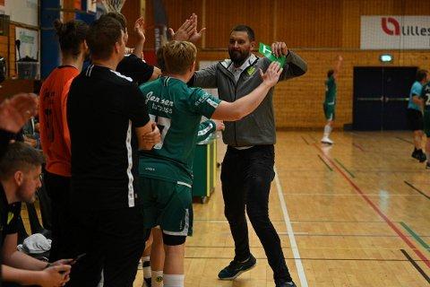 NM-SEMI: Fjellhammer tar imot ØIF Arendal til semifinale i NM og vinner de den kampen blir det finale i Oslo Spektrum i romjulen.