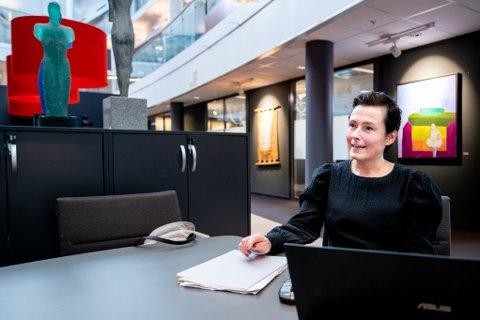 GRÜNDER: Mari Ann Vassgård har tro på sin nye satsing. Hun har allerede én suksesshostorie bak seg. (FOTO: VIDAR SANDNES)