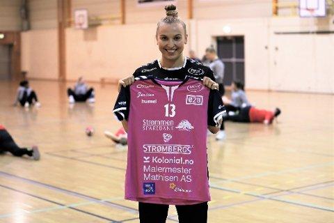 KLAR FOR TERTNES: Emma Holtet blir Tertnes-spiller kommende sesong.