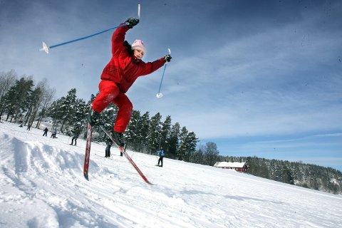 FERIEHOPPET: Mange kommuner tilbyr organiserte turer til ski-og alpinsteder.
