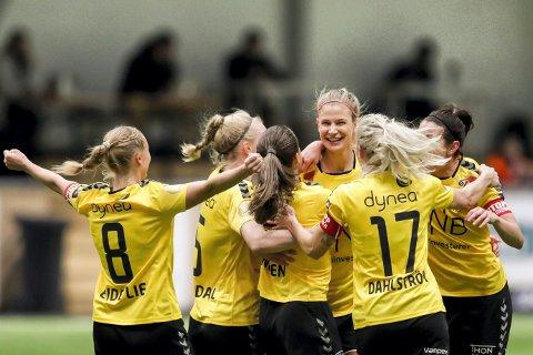 Det blir ikke seriestart for LSK kvinner og de andre lagene i Toppserien 20. mars.