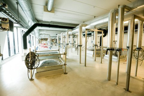 REDUSERTE: Gjennom tvistesakene har Eidsvoll kommune klart å redusere den endelige regninga på renseanlegget med anslagsvis 17 millioner.