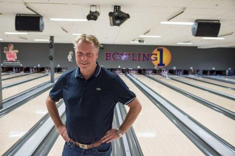 HAR BETYDD MYE: Kompensasjonsordningen fra staten har betydd mye for Ståle Johansens tre bedrifter; Bowling 1 på Jessheim og Strømmen, og Mega Fun på Lørenskog.