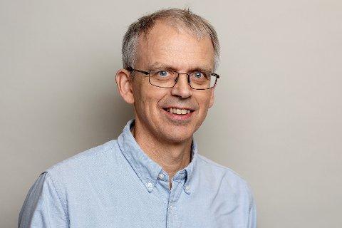 BISTÅR: Professor i geoteknikk ved NTNU, Gudmund Eiksund, er oppnevnt som sakkyndig i politiets etterforskning av skredet i Gjerdrum. Foto: Anne-Line Bakke / NTNU