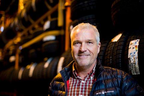 SELGER: Paul Oord og familien selger suksessbedriften de har bygd opp. Prisen er hemmelig. (Foto: Lisbeth Lund Andresen)