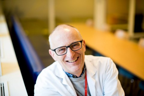 PRISBELØNT: Pål Gulbrandsen, professor i helsetjenesteforskning ved Universitetet i Oslo og Akershus universitetssykehus.