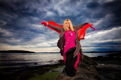 Hanne Krogh gleder seg til å besøke Ullensaker kulturhus 3. juni.