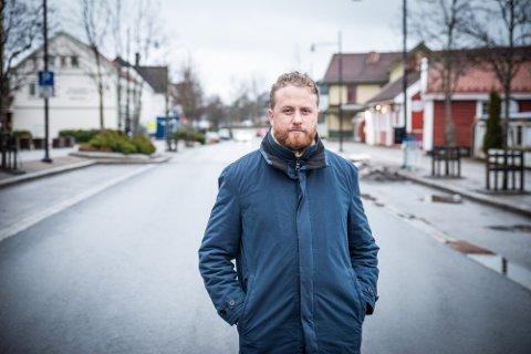 REGIONALE TILTAK: Ordfører i Ullensaker kommune, Eyvind Schumacher, forteller at han er enig i at Ullensaker forblir under tiltaksnivå 5b frem til tirsdag.