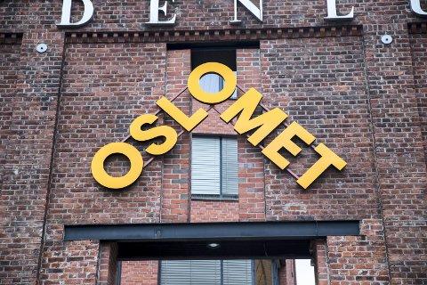 METROPOL: I Oslo ligger OsloMet - inntil 2017 kjent som Høgskolen i Oslo og Akershus. Nå kan de ende med at mye virksomhet flyttes ut og til Romerike.   FOTO: Roald, Berit / NTB scanpix