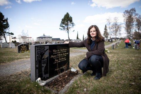 SÅRT SAVN: – Jeg har kjent på følelsen av at jeg ikke gjorde nok for å hjelpe Tove, sier Liv Thon Gustavsen.