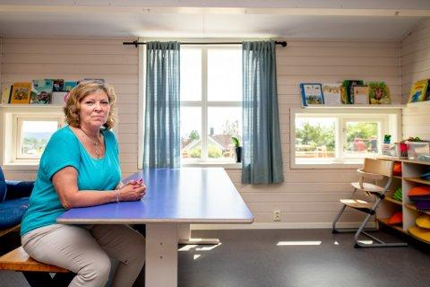 Ann-Sissel Krakeli er daglig leder ved Solhaug barnehage på Brånåsen i Lillestrøm. Barnehagen markedsfører nå seg selv i håp om å vinne gunsten til enda flere foreldre.