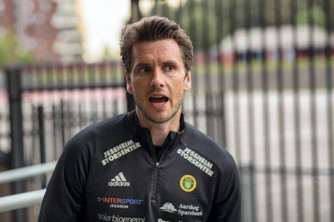 FERDIG: Sindre Tjelmeland er ferdig som Kisa-trener et halvt år etter at han kom til klubben.