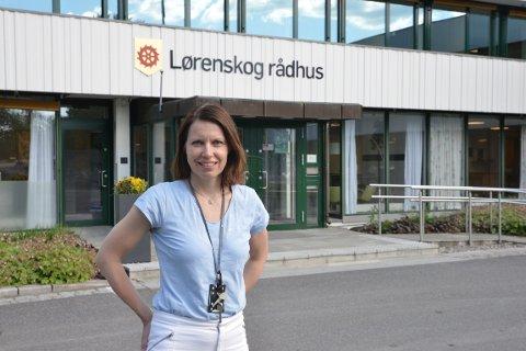 Direktør Styring og virksomhetsutvikling i Lørenskog kommune Sidsel Nordhagen tror kommunen kommer til å ta med seg flere ting fra arbeidshverdagen i pandemien videre.