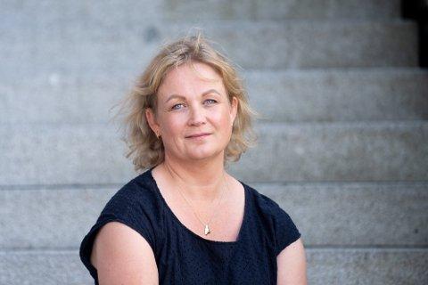 BEKLAGER: Ansvarlig for vaksineringen i Lørenskog, May-Hilde Garden, beklager at den nye prioriteringsordningen kan gjøre at noen som ennå ikke har fått tilbud om vaksine må vente lenger.
