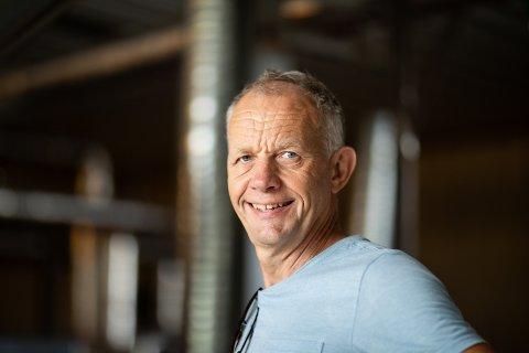 FORNØYD MED SALG: – Det jeg kan si , er at jeg har fått en pris jeg er godt fornøyd med, sier Trond Hammeren, tidligere eier av Mistberget Biovarme AS.
