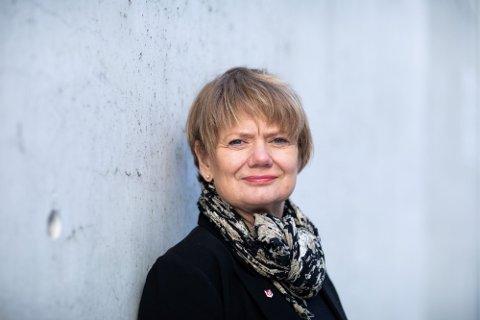 BETRYGGER: Ordfører Ragnhild Bergheim i Lørenskog sier at kommunen er trygg å bo i, til tross for flere negative hendelser de siste årene - senest denne uka.