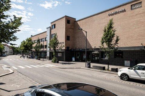 ANMELDES: Arrangøren av bryllupet som tok sted på Folkets hus på Strømmen blir anmeldt for brudd på covid-19 forskriften.
