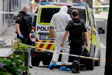 Det var 41-åringen som selv ringte politiet etter at han hadde skutt kameraten sin, som døde kort tid etter hendelsen i Tordenskiolds gate i Oslo sentrum mandag ettermiddag.