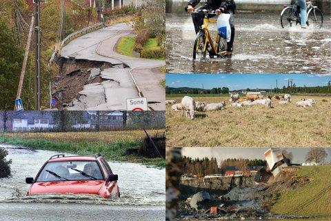 DRAMATISK: Vi må forvente mer ekstremvær i framtiden, melder FN i ny klimarapport. – Klarer ikke menneskeheten å redusere utslippet, vil det få dramatiske konvekvenser, sier klimaforsker Borgar Aamaas.