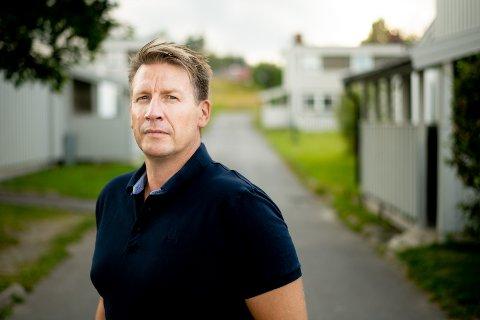 Bekymret: Styreleder Rune Øien i LSK Kvinner opplyser at de ikke har økonomi til å hente forsterkninger, uten at det kommer penger inn. Han utelukker ikke spilllersalg.
