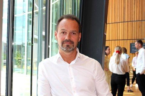 BEKYMRET: Kommunedirektør Ragnar Christoffersen er mer bekymret for senvirkningen av koronapandemien, enn for kommunens økonomi.