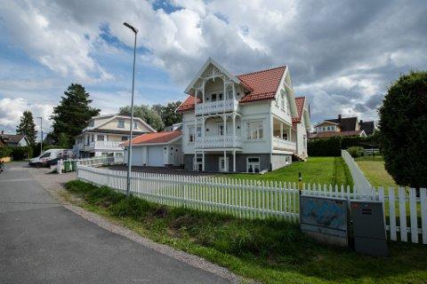 Nordlistubben 6 på Strømmen er kun ett av 251 eiendomssalg på Romerike i løpet av juli.