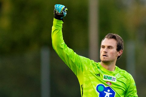 TIL LSK: KFUM-keeper Knut André Skjærstein signerer for LSK denne uka.