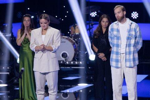 Alexandra Rotan (25) fra Råholt var blant de tre som fikk færrest stemmer i Stjernekamp sist lørdag.
