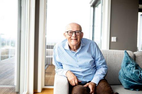 EN AV LANDETS RIKESTE: Bjørn Nicolaisen (69) fra Jessheim er ifølge Kapital nå Norges 136. rikeste person.