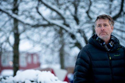 ÅPENHET: Ordfører Anders Østensen og Gjerdrum kommune åpnet opp etter kvikkleirekatastrofen. For sin åpenhet vinner nå kommunen en pris.