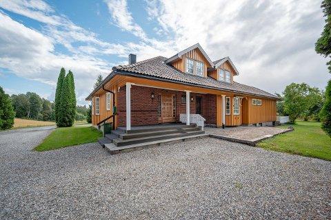 SOLGT: Den familievennlige eiendommen ble solgt tidligere i september.