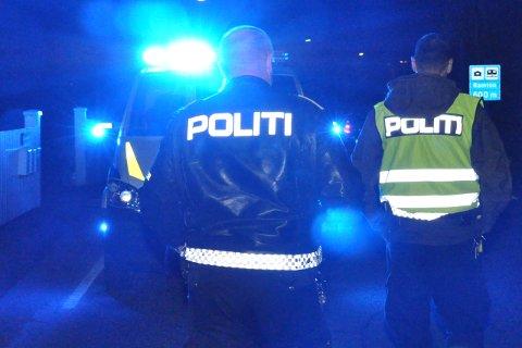 VARSLER: Politiet har fått flere meldinger om dårlig kjøring på Hurumhalvøya de siste dagene. Politiet oppfordrer folk til å skrive ned registreringsnummer før de ringer politiet. Illustrasjonsfoto: Edgar Dehli