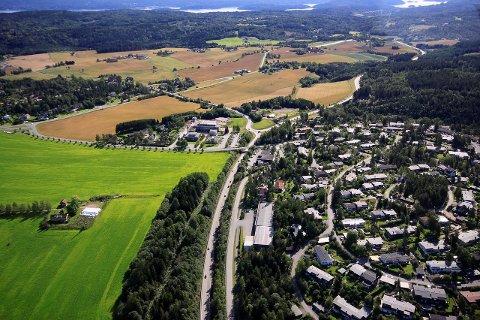 PÅ TOPP: Fylkesmannen i Buskerud har omgjort flest saker fra Røyken kommune i 2017.