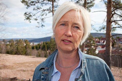 LEDER: Styreleder Lise Chatwin Olsen er overbevist om at det er riktig å skille ut nettvirksomheten i Hurum Energiverk AS. Arkivfoto