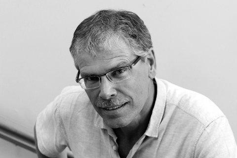 Redaktør Svein Ove Isaksen.