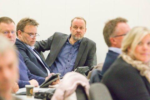 TRENERING: Bjarte Grostøl (H) mener Frp i trenerer for å drøye svaret fra ESA. Arkivfoto: Bente Elmung