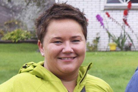 Line JOhansen, nestleder i Hurum Høyre. Foto: Hurum kommune