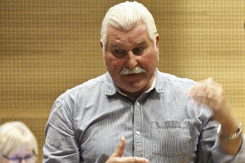 BLOMST: Ivar Granum (Ap) mener Hurum ikke trenger investorer som Remi Lurud.