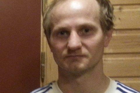 LEDELSE: Glenn S. Nilsen førte ROS i ledelse 2–1.