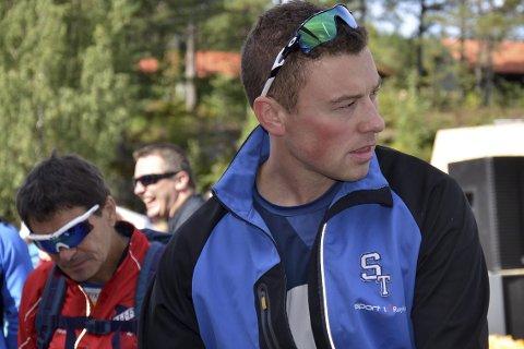 KOMMER: Det blir anledning til å møte OL-profilen Ole-Kristian Bryhn under årets Røykenmila 4. september.