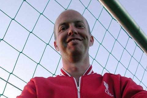 BRA: Trener Bjørn Håvard Saunes er fornøyd med høststarten til IL ROS i fotballens 5. divisjon.
