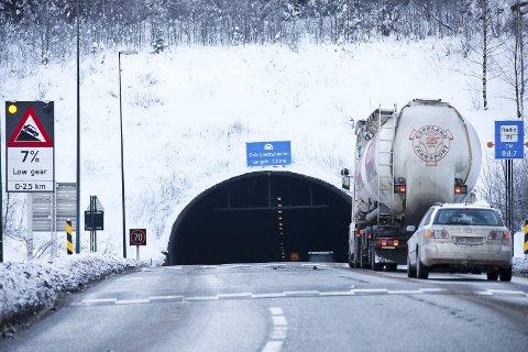 PLANLEGGER: Det er satt av 4,5 millioner kroner til nytt løp parallelt med Oslofjordtunnelen. Samferdselsdepartementet sier arbeidet med ny tunnel går framover.