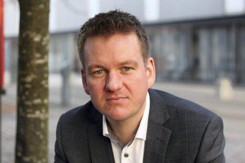 JA!: Stortingsrepresentant Anders Tyvand (KrF) har jobbet for mer penger til lærere. Røyken og Hurum får over to millioner hver.