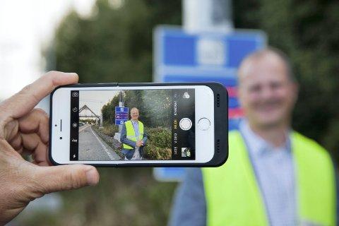 VIL BYGGE TUNNEL: - Dagens tunnelløp gir ikke tilfredsstillende kryssing av Oslofjorden. Den valgte løsningen vil raskest gi forbedringer av dagens situasjon, sier Ketil Solvik-Olsen i en pressemelding fra samferdselsdepartentet.