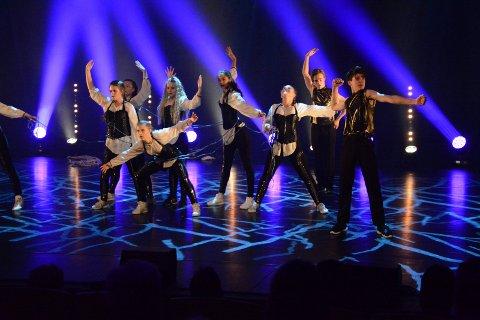 TALENTER: DS Crew, hip hop elever i talentprogrammet til Dansesonen.